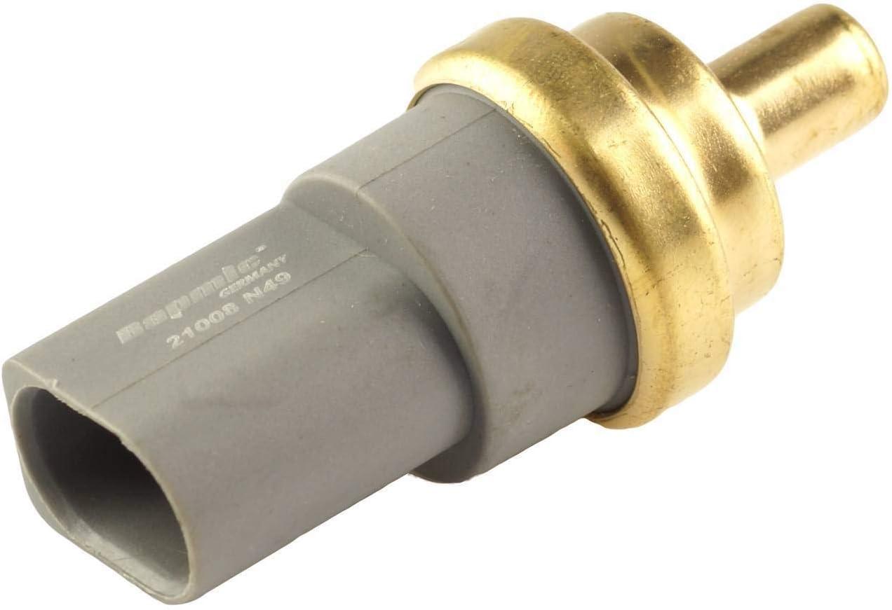 Bapmic 06A919501A 2-polig K/ühlmitteltemperatursensor Sensor K/ühlmittel mit Dichtung Klammer f/ür A3//A4//Avant//Cabriolet