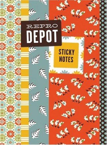 Reprodepot Sticky Notes by Djerba Goldfinger (1-Mar-2010) Stationery