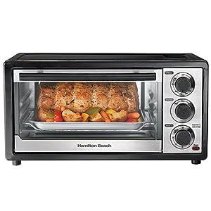 Hamilton Beach 31508 HB Six Slice Toaster Oven (31508)