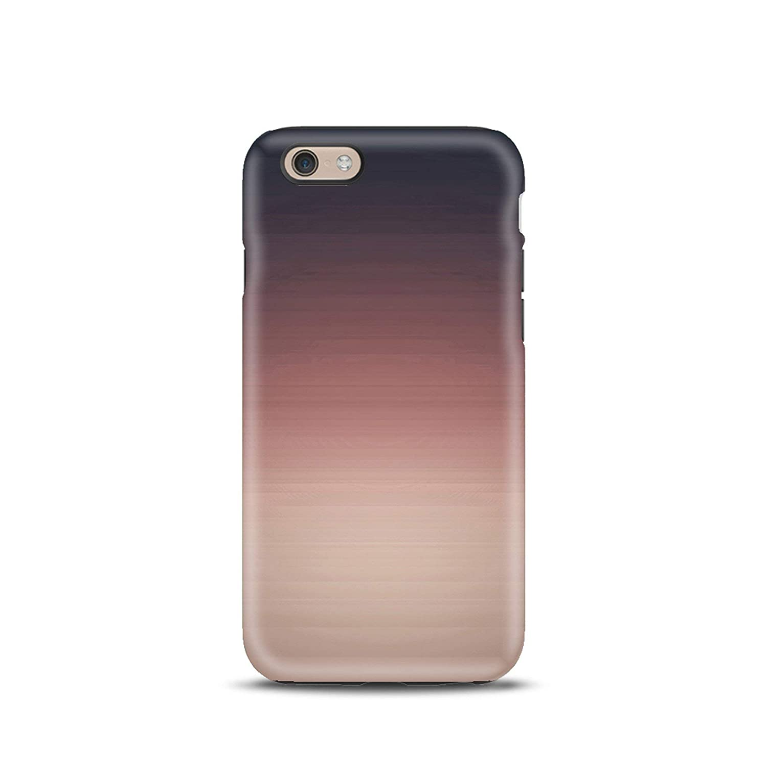 Sfumato cover case custodia per iPhone 5, 5s, 6, 6s, 7, 7 plus, 8, 8 plus, X, XS, per Galaxy S6, S7, S8