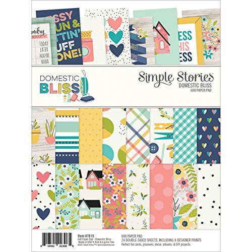 Simple Stories 7815 Domestic Bliss 6