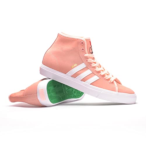 low priced 27e80 b7f49 Adidas Matchcourt High RX (Haze Coral White) Men s Skate Shoes-9.5   Amazon.ca  Shoes   Handbags