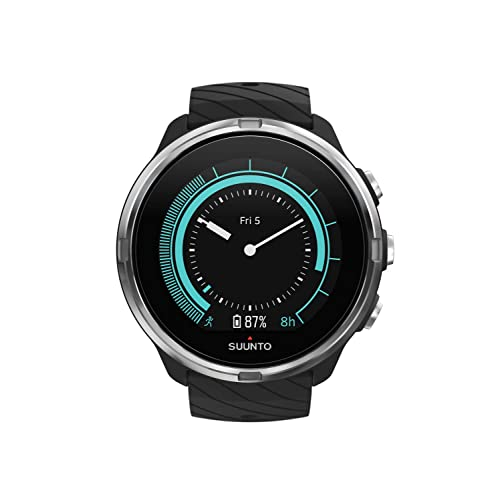 Suunto 9 Multisport GPS Uhr Unisex Negro Talla Única