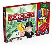 Hasbro Spiele A7444100 - Monopoly Banking, Spiel