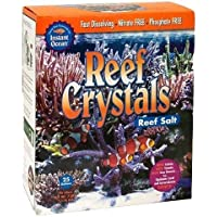 Instant Ocean Reef Crystals Reef Salt, Formulated Specifically For Reef aquariums