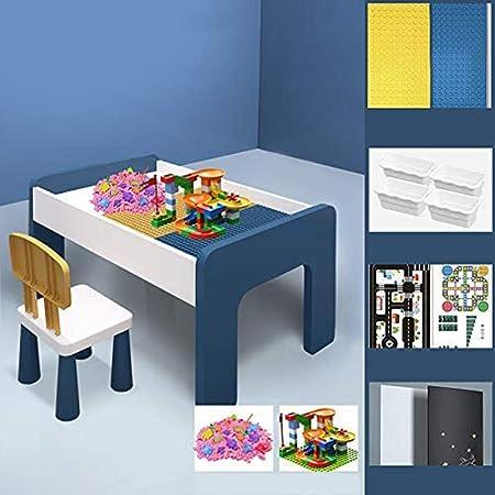 EDED Kids 3-en-1 Multi Actividad Juego de Mesa - Edificio Tabla de ...