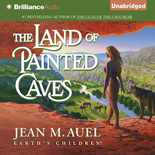 The Land of Painted Caves Audiobook [Free Download by Trial] thumbnail