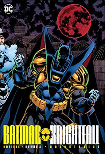 Amazon com: Batman: Knightfall Omnibus Vol  2: Knightquest