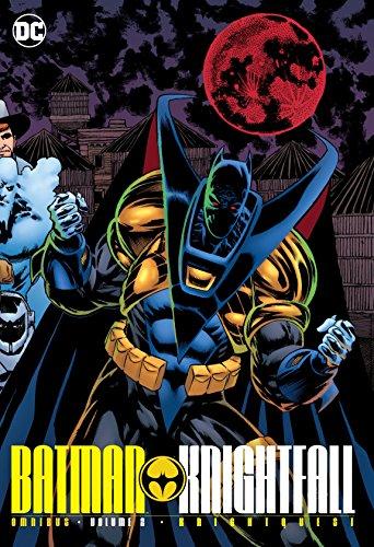 Top 8 recommendation batman knightfall omnibus vol 2 2020