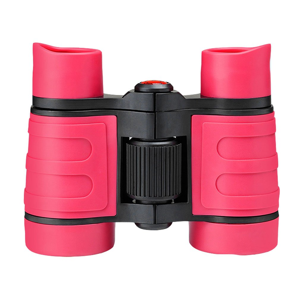 Wuyou Outdoor Telescopes |Optical Lens|Eye Protection Does Not Hurt Vision|Portable HD Children's Telescope Telescopes (Color : Red) by Wuyou