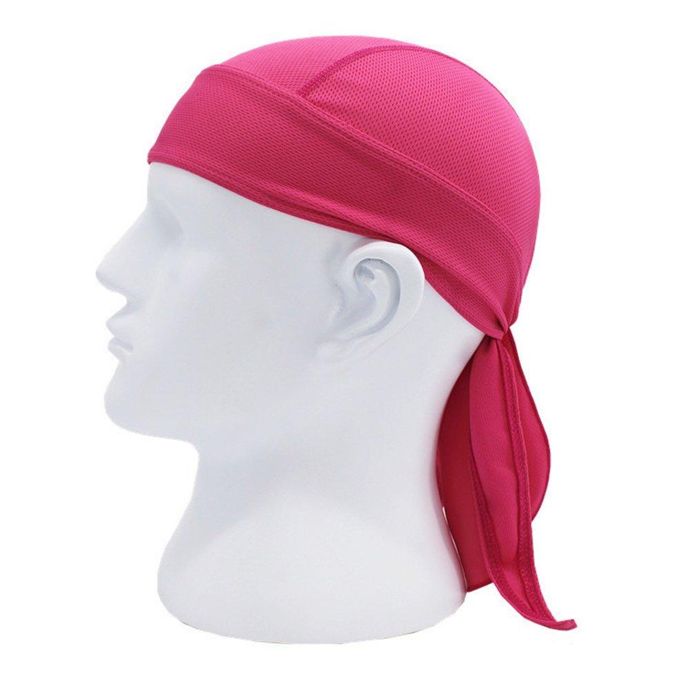 Kanggest Reiten Outdoor Sport Mütze Schal atmungsaktive Schnelle Sonne Sonne Piratenhut Motorrad Kopfbedeckung Bandana Sport Kopftücher