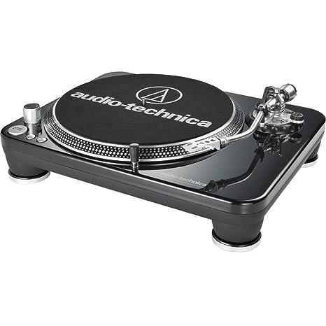 Audio-Technica AT-LP240-USB - Tocadiscos (Tocadiscos de ...