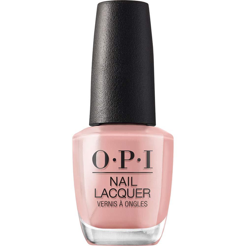 OPI Nail Lacquer, Neutral Nail Polish, Nude Nail Polish, 0.5 Fl Oz