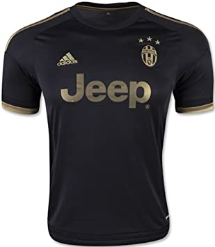 sneakers for cheap fd684 08083 Adidas Juventus 3rd Jersey-BLACK (3XL), Clothing - Amazon Canada