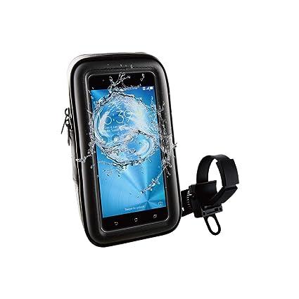 Muvit MUCHL0069 Soporte Smartphone para Patinete Y Bicicleta ...
