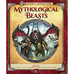 Ultimate Expeditions Mythological Beasts: Includes 67 pieces to build 8 mythological creatures, and a removable diorama!