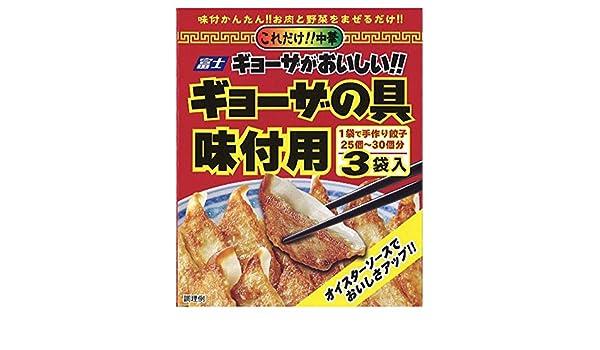 Fuji bola de masa es deliciosa (para sazonar los ingredientes de la bola de masa) cajas 105gX4: Amazon.es: Alimentación y bebidas