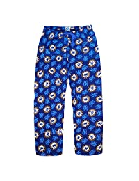 Chelsea FC Official Football Gift Mens Lounge Pants Pyjama Bottoms Navy Large