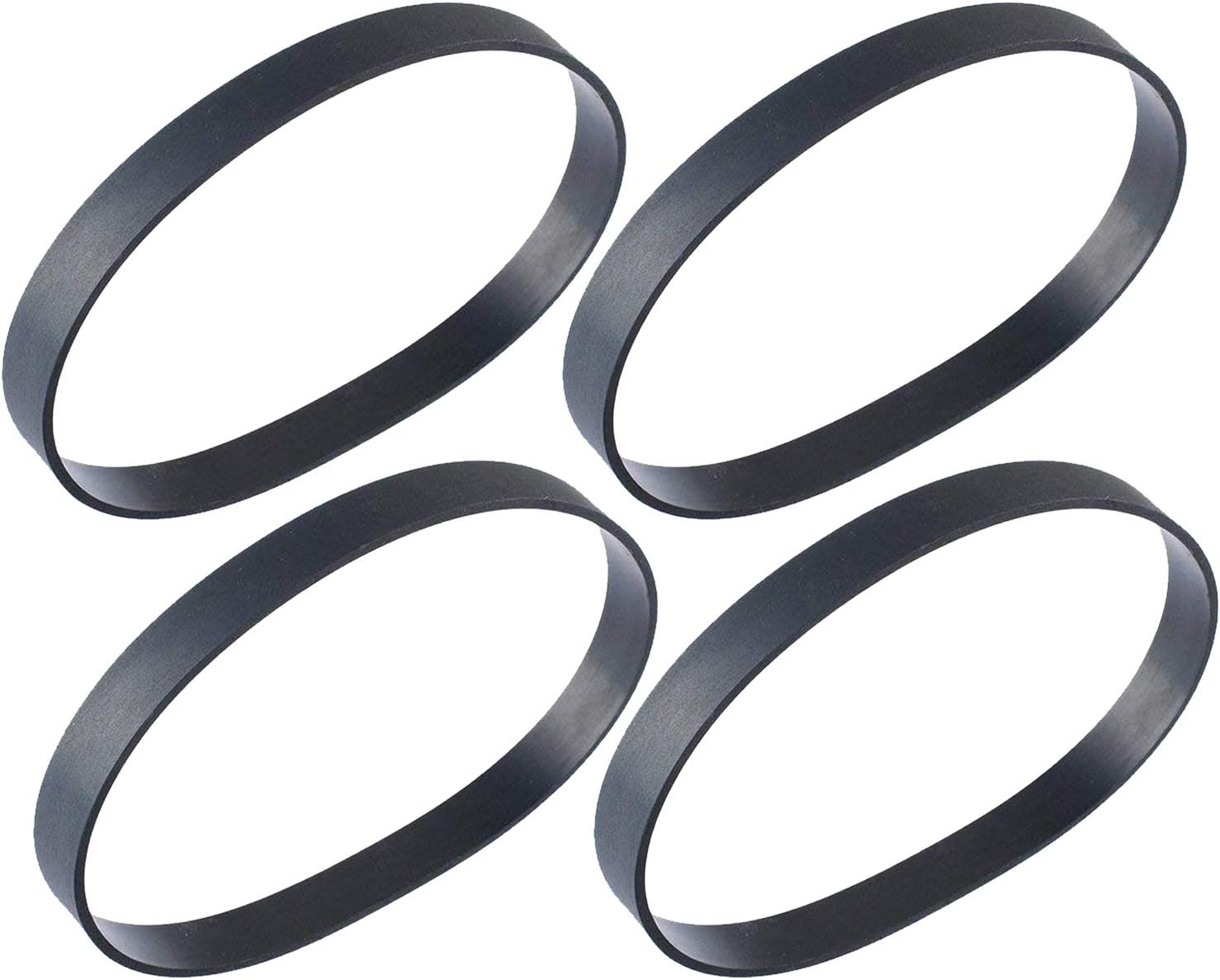 Replace Part Number 32074 203-1093 Poweka 3031120 Belts Fits for Bissell Style 7//9//10 12//14//16 p//n 3031120 Vacuum Belt 4 Packs