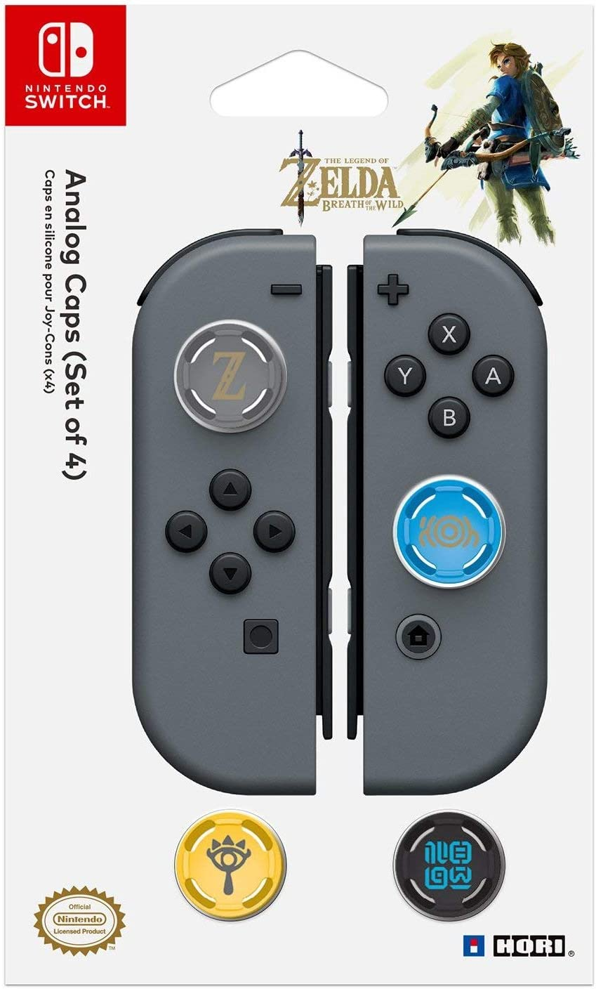 Hori - Grips Zelda (Nintendo Switch): Amazon.es: Videojuegos