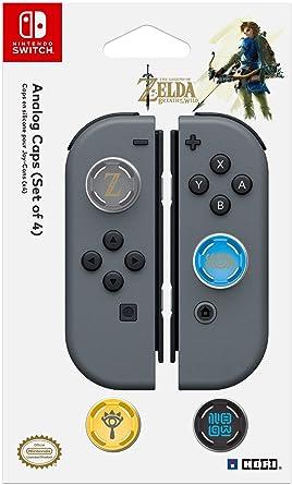 Hori - Grips Zelda (Nintendo Switch): Amazon.es: Videojuegos