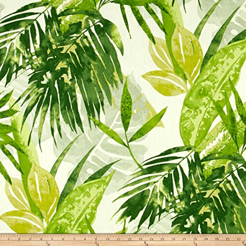 DURALEE HOME Solei Jungle Linen Green ()
