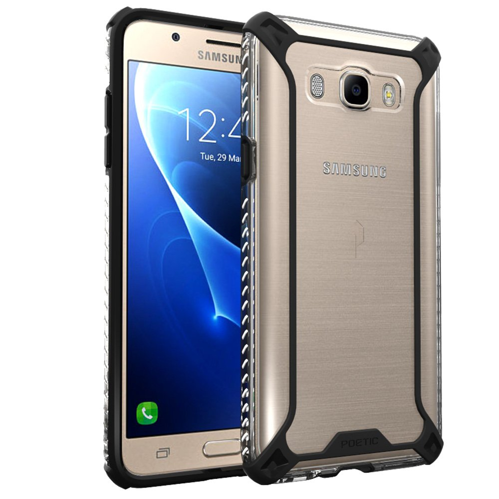 Galaxy J7 2016 Case Poetic Affinity Series Premium Thin Mercury Jelly Samsung J5 Prime Clear No Bulk Dual Material Protective For Do Not Fit