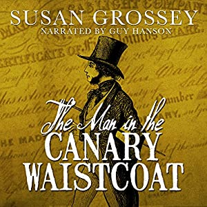 The Man in the Canary Waistcoat Audiobook