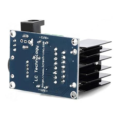 Amazon.com: TDA7266 Audio Power Amplifier Module Dual Channel by Optimus Electric: Computers & Accessories