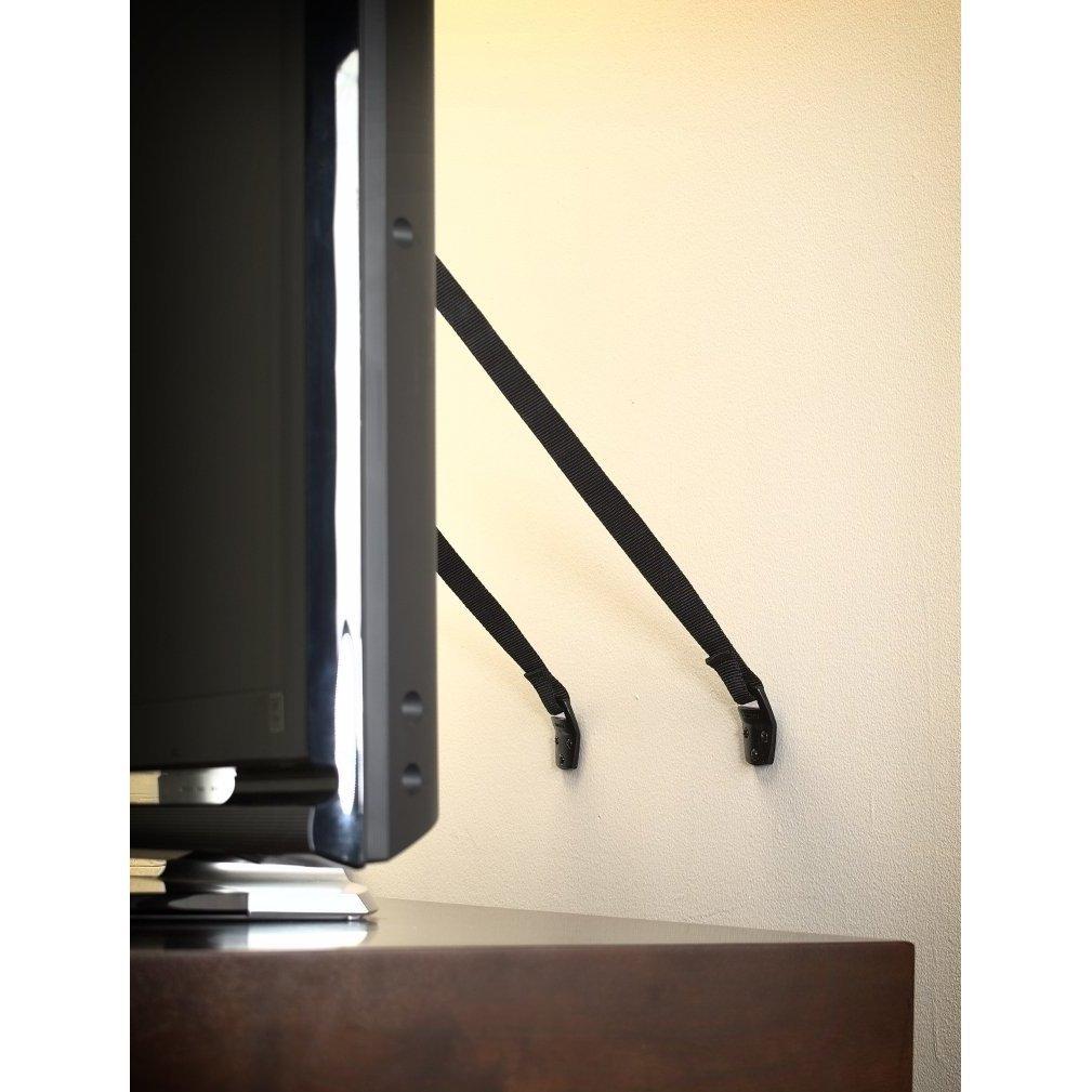 KidCo Anti-Tip TV Strap , 4 Count