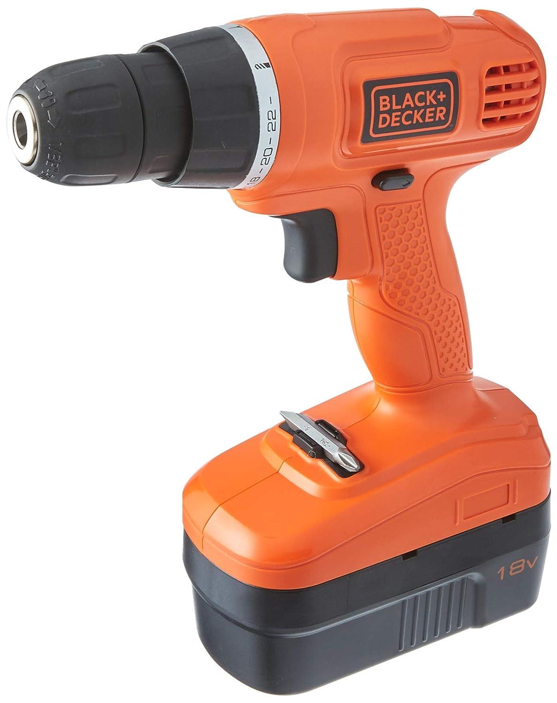 BLACK+DECKER GC1801 18-Volt Drill/Driver