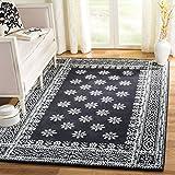 Cheap Safavieh Martha Stewart Collection MSR4538B Handmade Premium Wool Weathervane Area Rug (8′ x 10′)