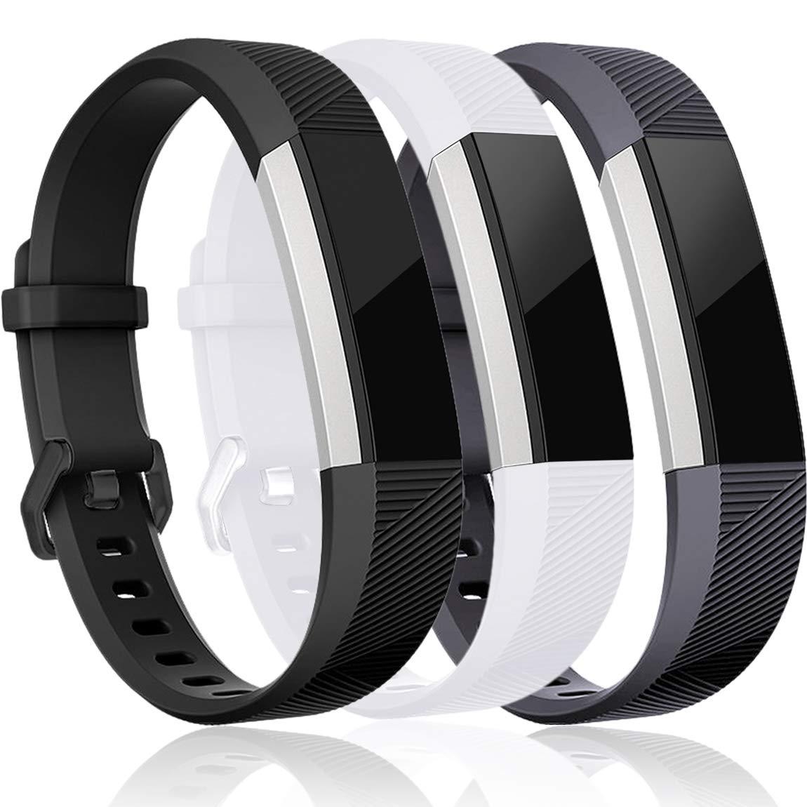 Mallas Para Reloj Fitbit Alta, Alta Hr Y Fitbit Ace (3 Un.)