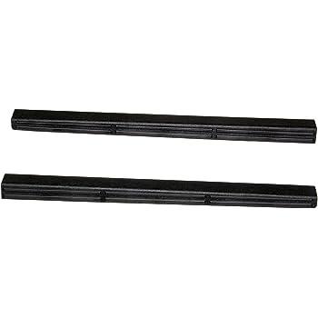 Amazon Com Auto Ventshade 88130 Stepshield Black Door