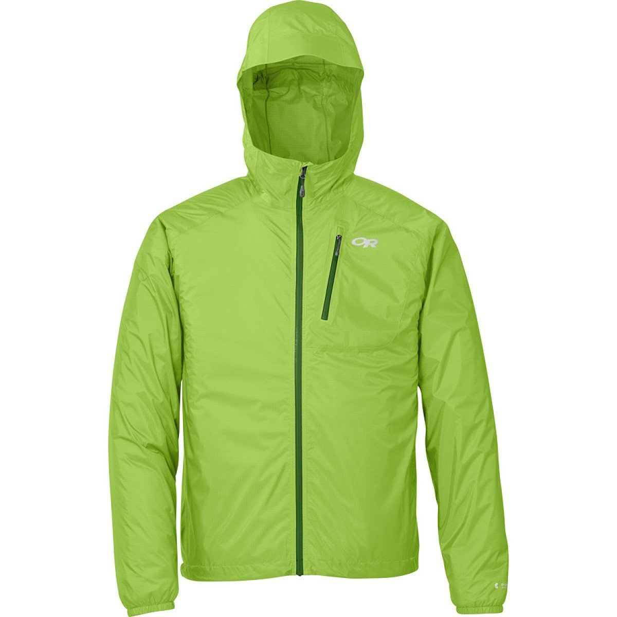Outdoor Research Men's Helium II Jacket, Lemongrass, X-Large by Outdoor Research