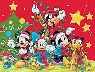 product image for Ceaco Disney A Holiday Tradition Jigsaw Puzzle, 400 Pieces