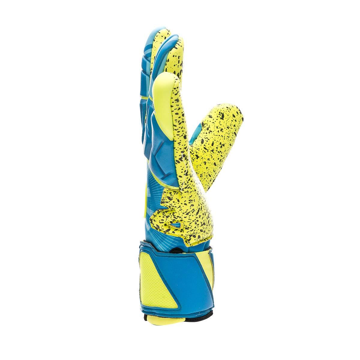 uhlsport Radar Control SUPERGRIP Finger Surround Goalkeeper Gloves Size