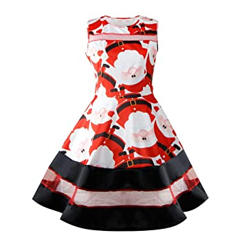 5e928b56c3dc8 Amazon.com  Women Christmas Dress