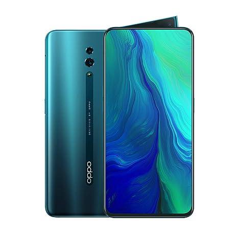 Amazon.com: Oppo Reno Dual-SIM 256GB ROM, 6GB RAM (GSM Only ...
