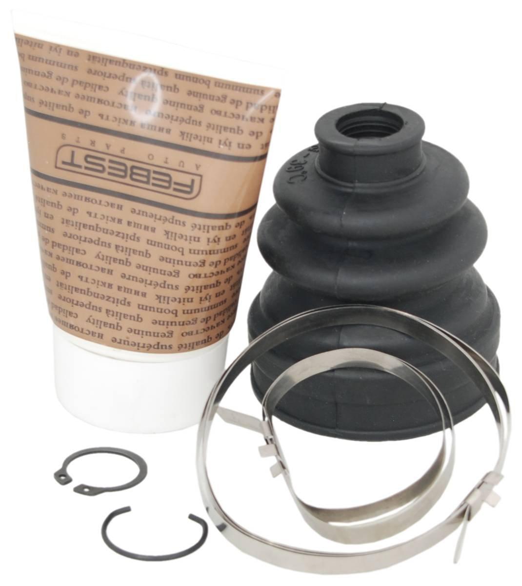 Febest - Honda Boot Outer Cv Joint (57.6X77.5X16.2) Kit - Oem: 42017-S0E-000