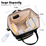 Diaper Bag Multi-Function Waterproof Travel