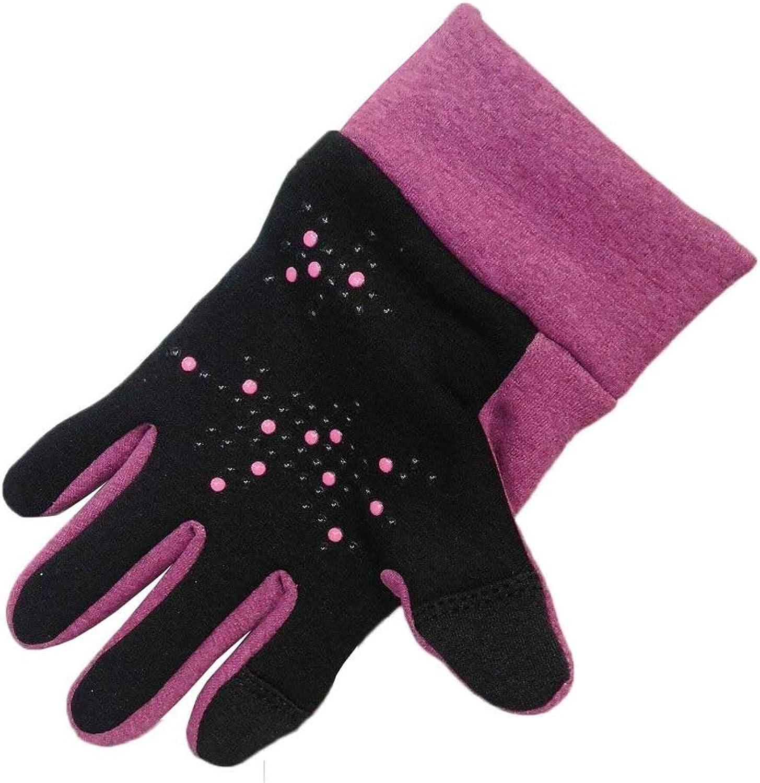 HEAD Kids/' Touchscreen Gloves Violet Heather