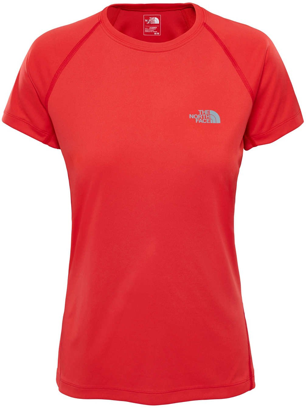 The North Face W S/S Flex EU Camiseta, Mujer