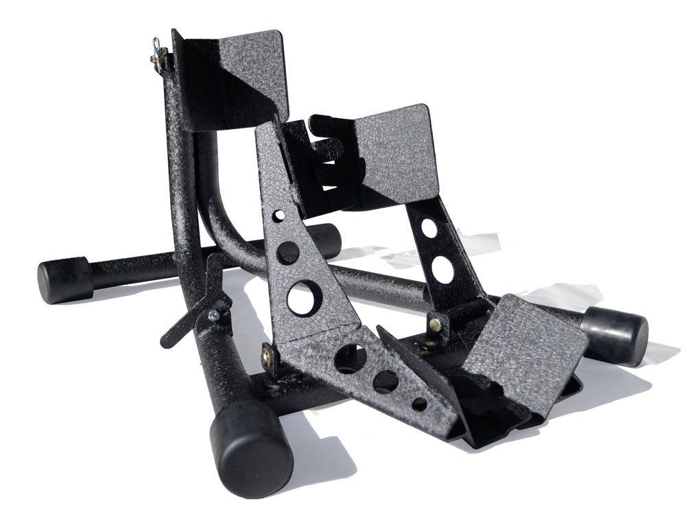 Baxley Sport Chock - Black Crinkle