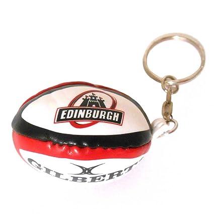 Amazon.com: GILBERT Edinburgh balón de Rugby llavero: Sports ...