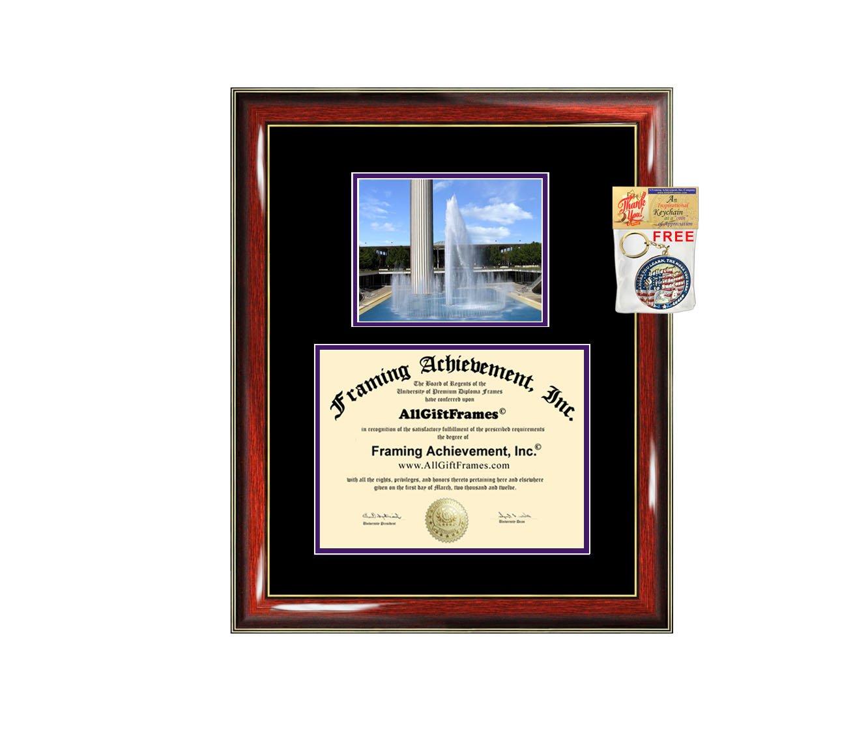 Amazoncom University Albany Diploma Frame Suny College Graduation