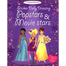 Sticker Dolly Dressing/Popstars And Movie Stars