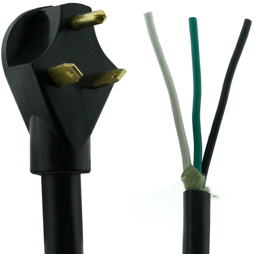 NU-CORD 94548 25-Feet 30-Amp Rv Cord