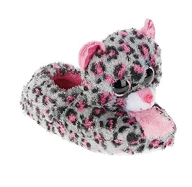 cdf15ed3209 Image Unavailable. Image not available for. Color  TY BEANIE BOO Beanie Boo  Slippers ...