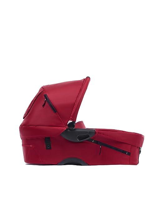 Musty EVO - Canasta para bebés para cochecito, color rojo ...